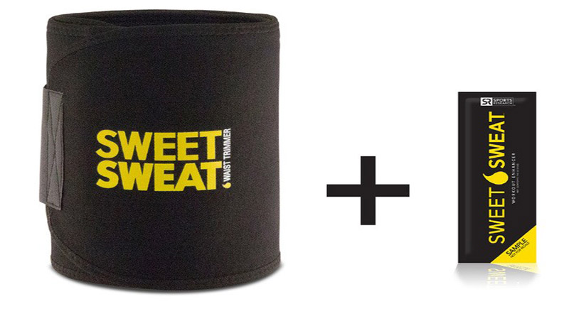 Sweet Sweat Waist Trimmer Review