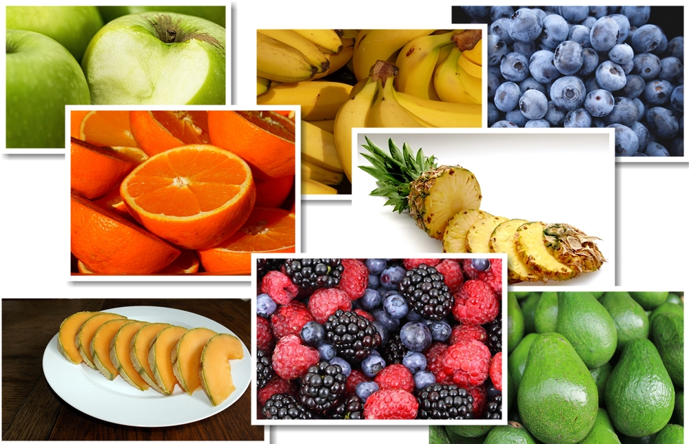 9 Best Fruits to Eat for a Healthy and Shiny Hair