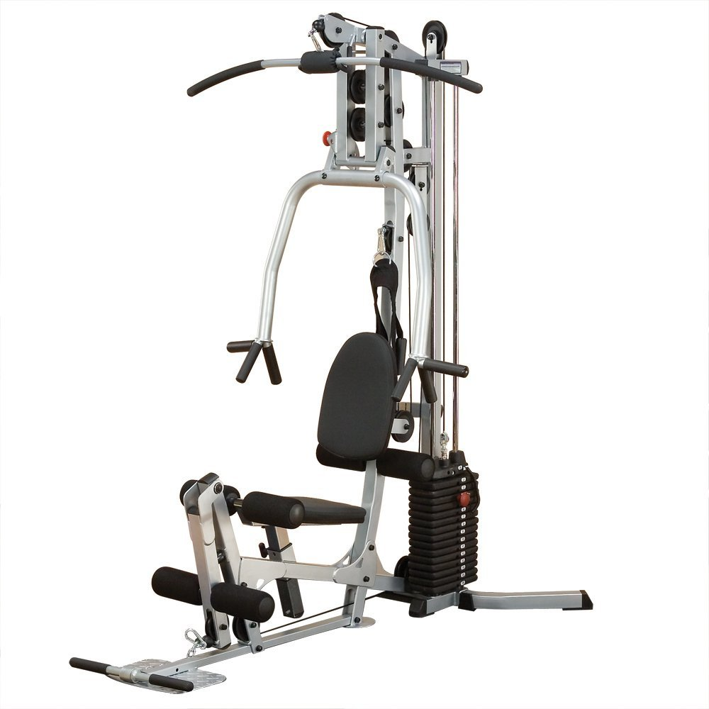 The Body-Solid Powerline BSG10X Home Gym Provides Everything You Need