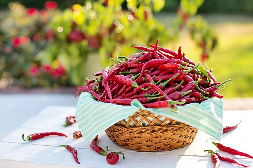Cayenne Pepper